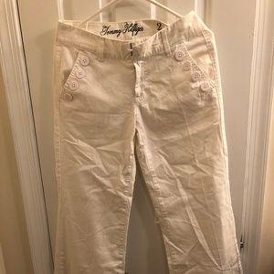 Vintage White Tommy Hilfiger Pants